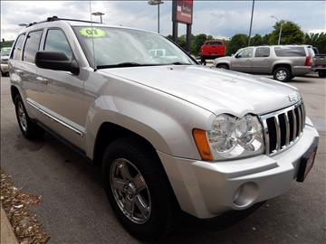 2007 Jeep Grand Cherokee