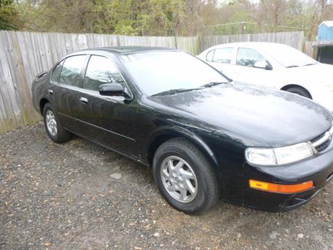 1998 Nissan Maxima for sale in Spartanburg, SC