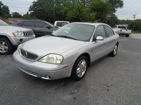 2004 Mercury Sable for sale in Spartanburg, SC