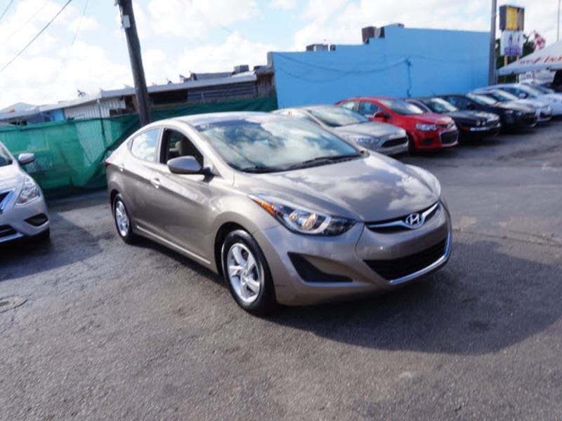 Hyundai elantra for sale in hialeah fl for Barbara motors inc hialeah fl