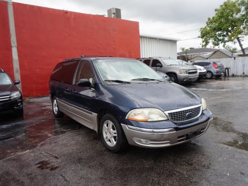 Ford windstar for sale in hialeah fl for Barbara motors inc hialeah fl