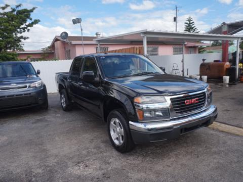 2012 GMC Canyon for sale in Hialeah, FL