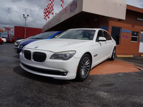 2009 BMW 7 Series for sale in Hialeah, FL