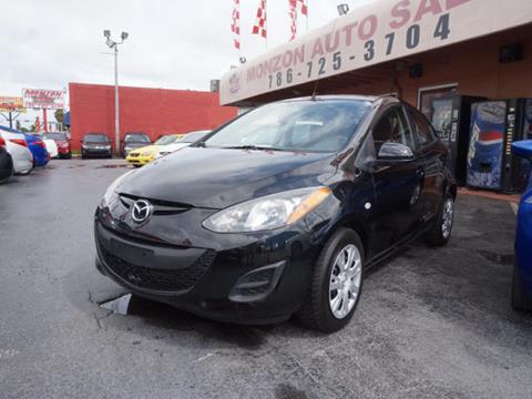 2013 Mazda MAZDA2 for sale in Hialeah, FL