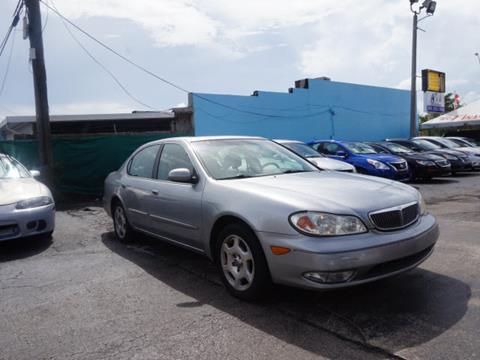 2000 Infiniti I30 for sale in Hialeah, FL