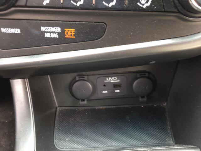 2013 Kia Optima LX 4dr Sedan - Albuquerque NM