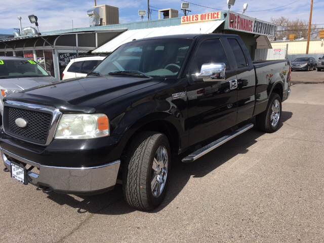 2007 Ford F-150 XLT 4dr SuperCab 4WD Styleside 6.5 ft. SB - Albuquerque NM
