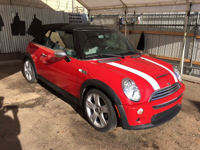 2005 MINI Cooper S 2dr Supercharged Convertible - Albuquerque NM
