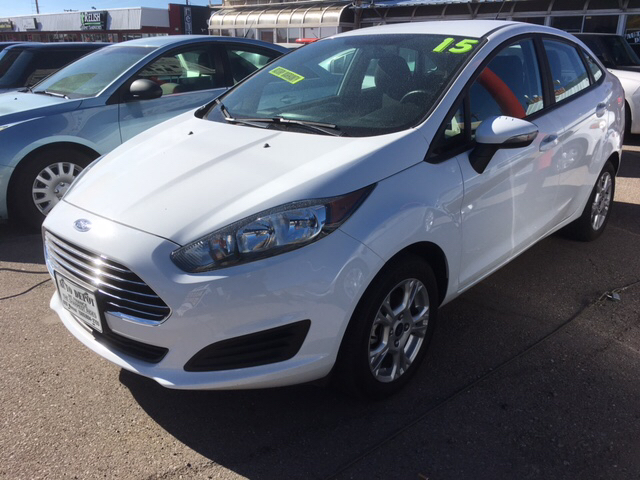 2015 Ford Fiesta SE 4dr Sedan - Albuquerque NM