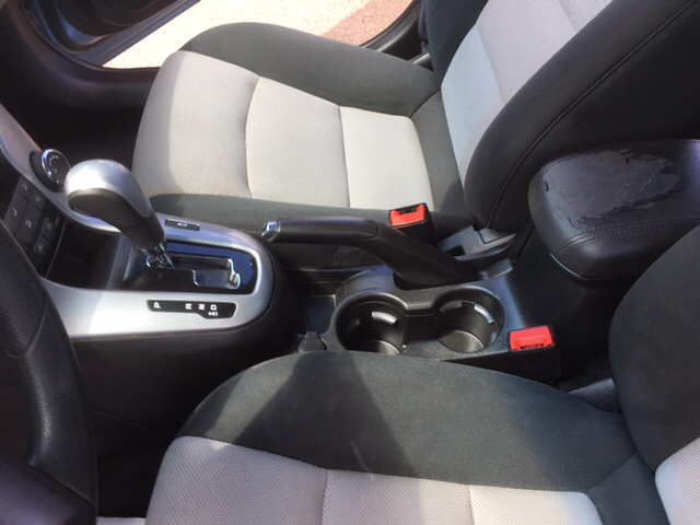 2012 Chevrolet Cruze LS 4dr Sedan - Albuquerque NM