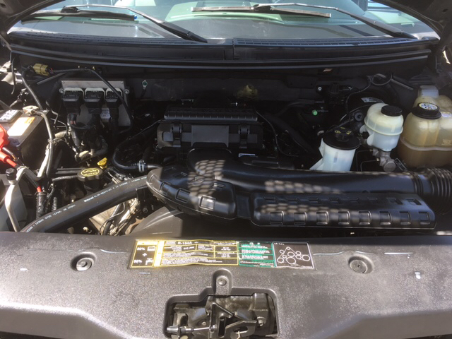 2004 Ford F-150 4dr SuperCrew FX4 4WD Styleside 5.5 ft. SB - Albuquerque NM