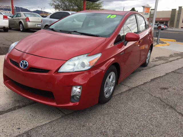 2010 Toyota Prius IV 4dr Hatchback - Albuquerque NM