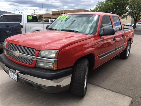 2005 Chevrolet Silverado 1500 for sale in Albuquerque, NM