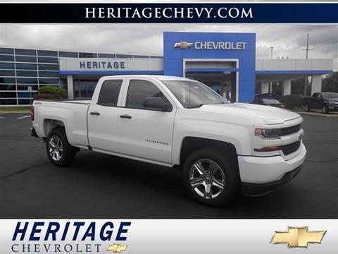 2018 Chevrolet Silverado 1500 for sale in Creek, MI
