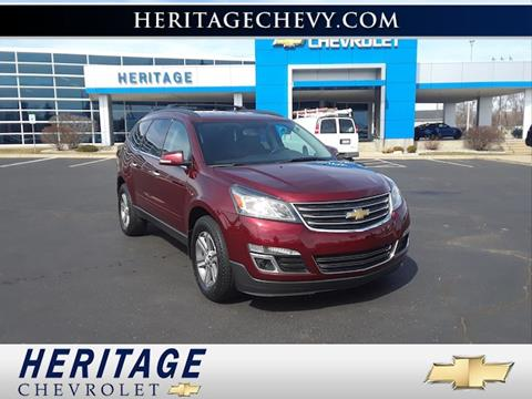 2015 chevrolet traverse for sale in michigan. Black Bedroom Furniture Sets. Home Design Ideas