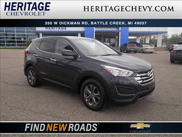 2015 Hyundai Santa Fe Sport for sale in Creek, MI