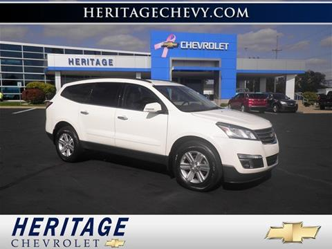 2014 Chevrolet Traverse for sale in Creek, MI