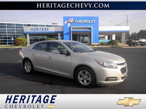 2015 Chevrolet Malibu for sale in Creek, MI