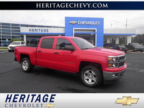 2014 Chevrolet Silverado 1500 for sale in Creek, MI