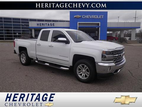2017 Chevrolet Silverado 1500 for sale in Creek, MI