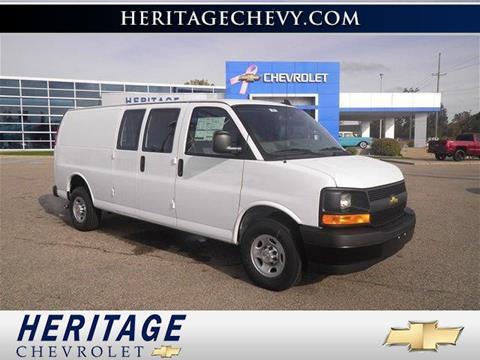 2017 Chevrolet Express Cargo for sale in Creek, MI