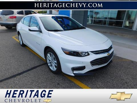2017 Chevrolet Malibu for sale in Creek, MI