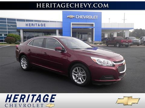 2015 Chevrolet Malibu for sale in Creek, MI