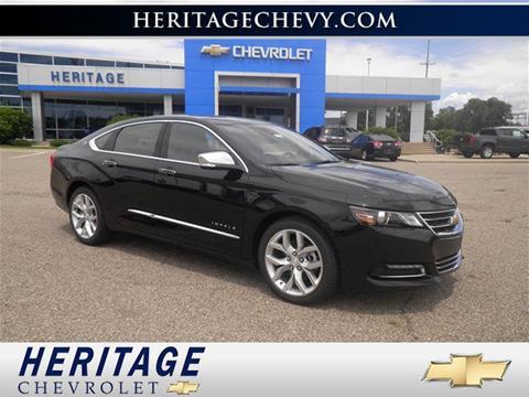 2017 Chevrolet Impala for sale in Creek, MI