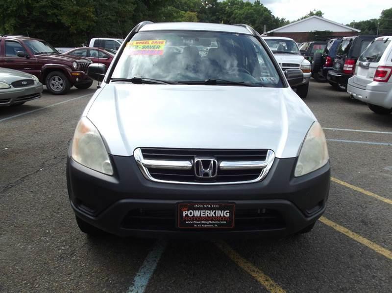 2004 Honda CR-V AWD LX 4dr SUV - Kulpmont PA