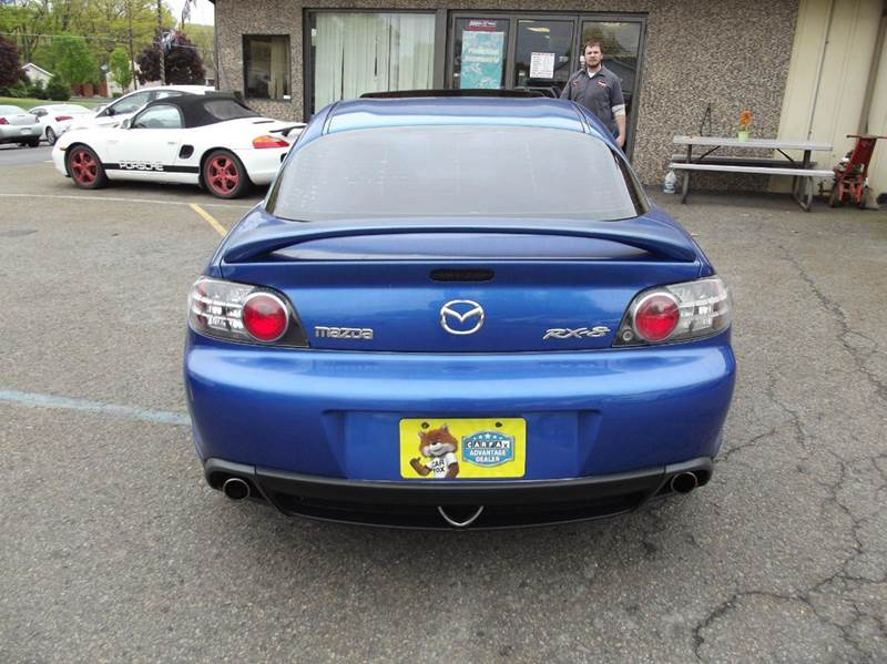 2004 Mazda RX-8 4dr Coupe - Kulpmont PA