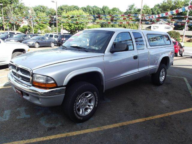 2004 Dodge Dakota 2dr Club Cab SLT 4WD SB - Kulpmont PA