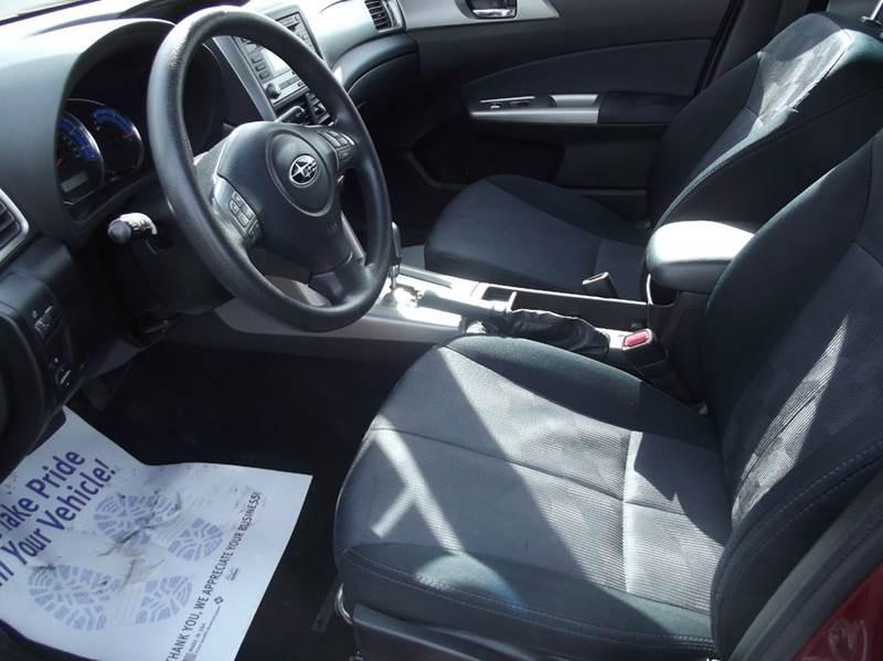 2009 Subaru Forester AWD 2.5 X Premium 4dr Wagon 4A - Kulpmont PA