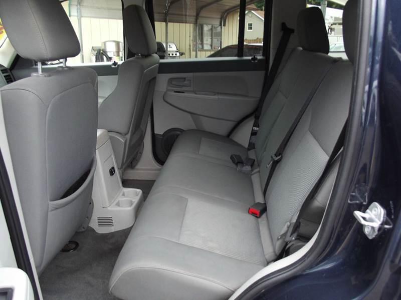 2008 Jeep Liberty 4x4 Sport 4dr SUV - Kulpmont PA