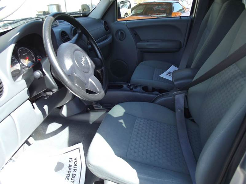 2007 Jeep Liberty Sport 4dr SUV 4WD - Kulpmont PA