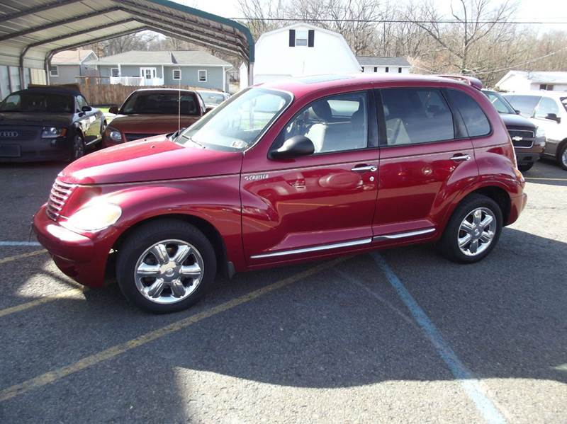 2004 Chrysler PT Cruiser Limited Edition 4dr Wagon - Kulpmont PA