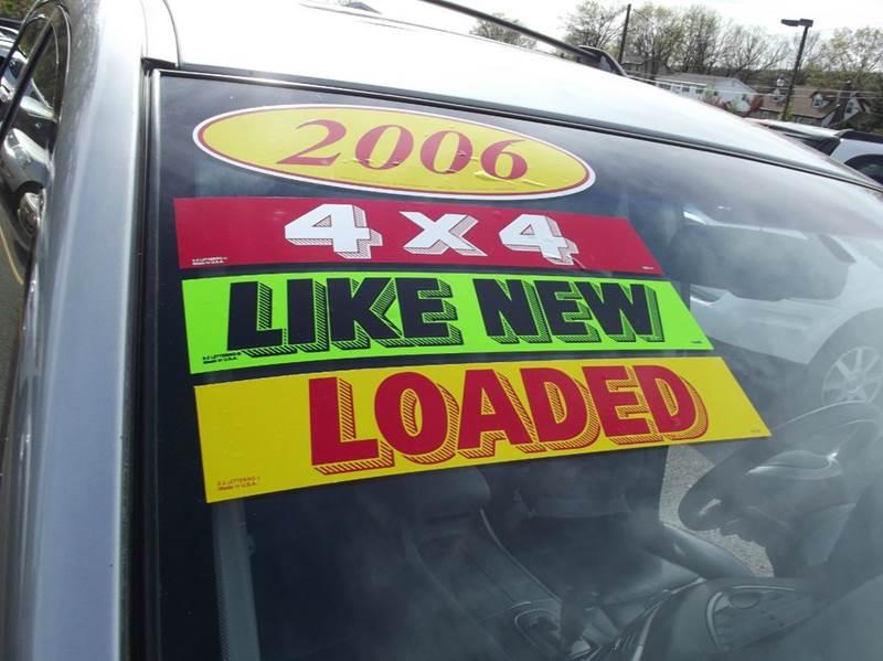 2006 Subaru B9 Tribeca AWD Limited 5-Passenger 4dr SUV w/Navi, Gray Int. w/Nav, Gray Int. - Kulpmont PA