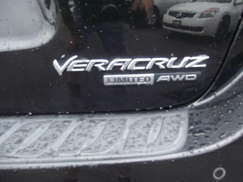 2011 Hyundai Veracruz AWD Limited 4dr Crossover - Kulpmont PA