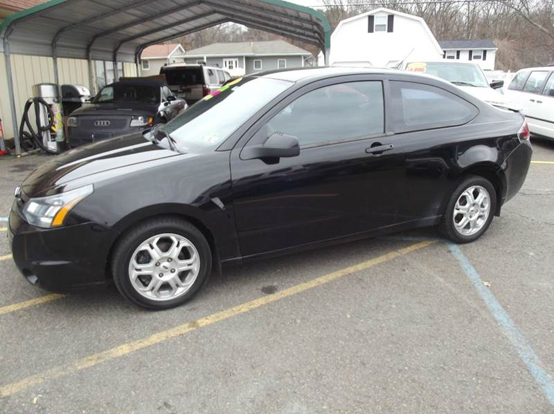2009 Ford Focus SE 2dr Coupe - Kulpmont PA