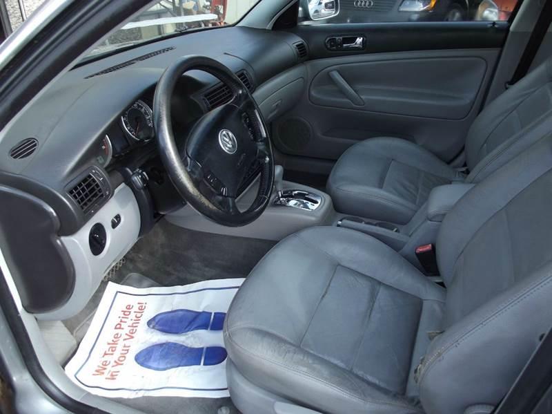 2004 Volkswagen Passat 4dr GLS 1.8T Turbo Sedan - Kulpmont PA