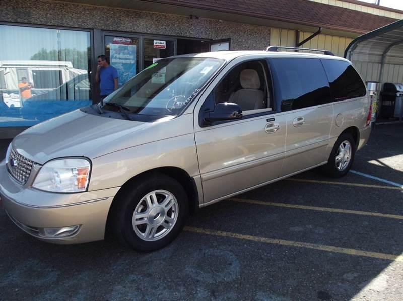 2007 Ford Freestar SEL 4dr Mini-Van - Kulpmont PA