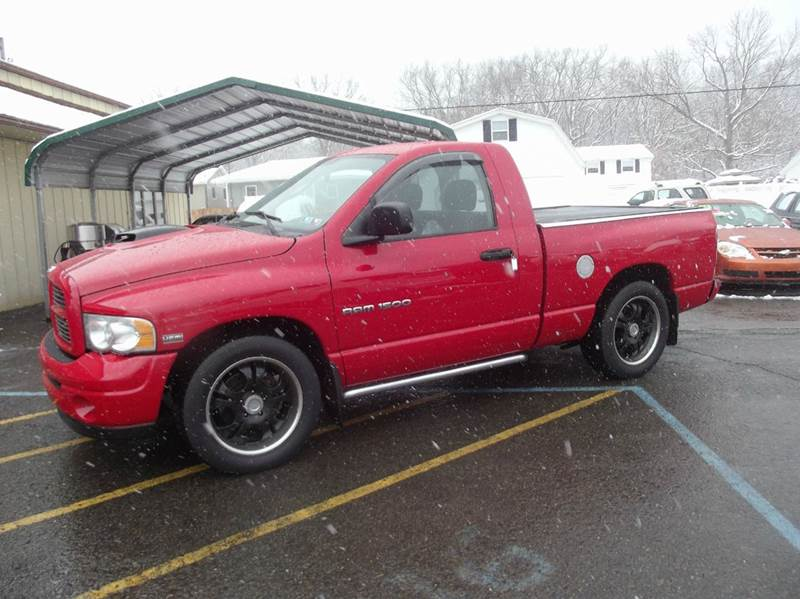 2003 Dodge Ram Pickup 1500 2dr Regular Cab SLT 4WD SB - Kulpmont PA