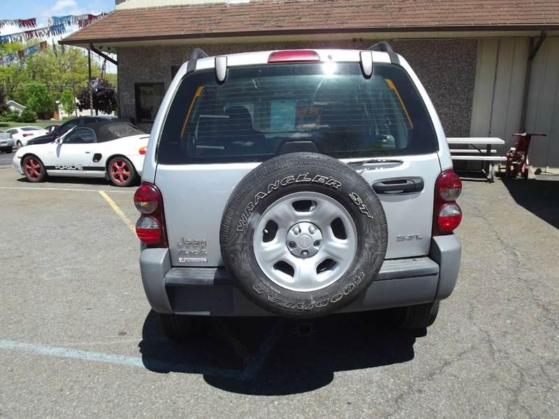 2005 Jeep Liberty Sport 4WD 4dr SUV - Kulpmont PA
