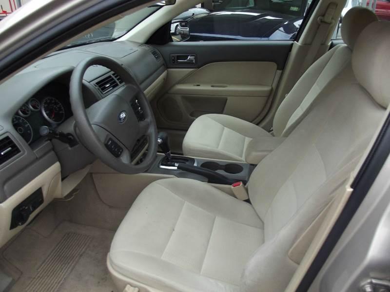 2007 Ford Fusion I-4 SE 4dr Sedan - Kulpmont PA
