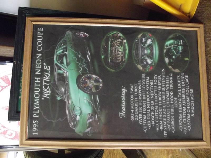 1996 Plymouth Neon 4dr Sedan - Kulpmont PA