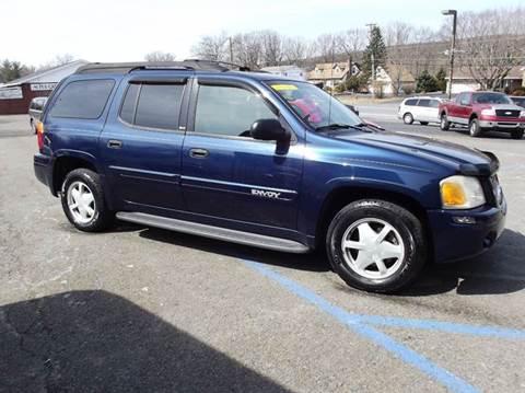 2003 GMC Envoy XL for sale in Kulpmont, PA