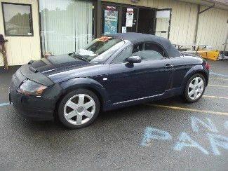 2002 Audi TT for sale in Kulpmont, PA