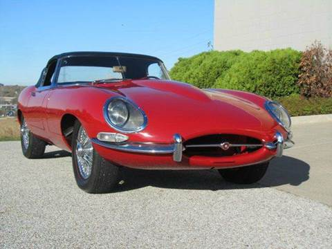 1962 Jaguar E-Type for sale in Omaha, NE