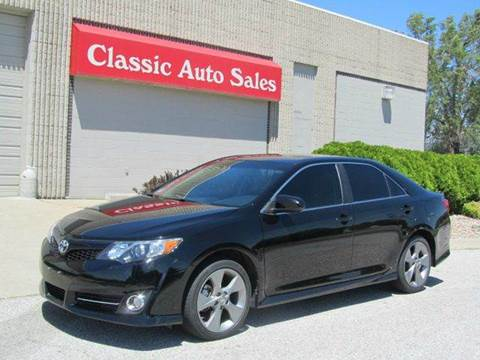 Toyota Camry For Sale In Omaha Ne