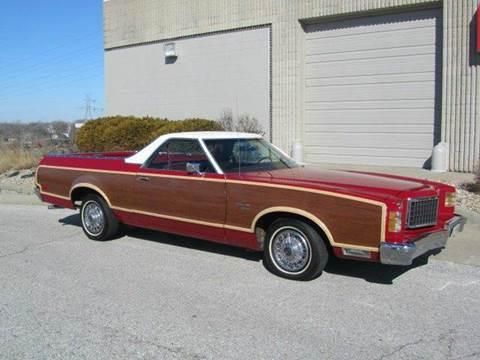 1977 Ford Ranchero for sale in Omaha, NE