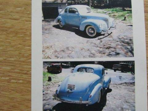 1939 Plymouth Deluxe for sale in Omaha, NE